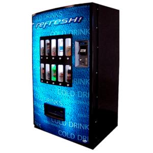 expendedora de bebidas, vending bebidas mexico