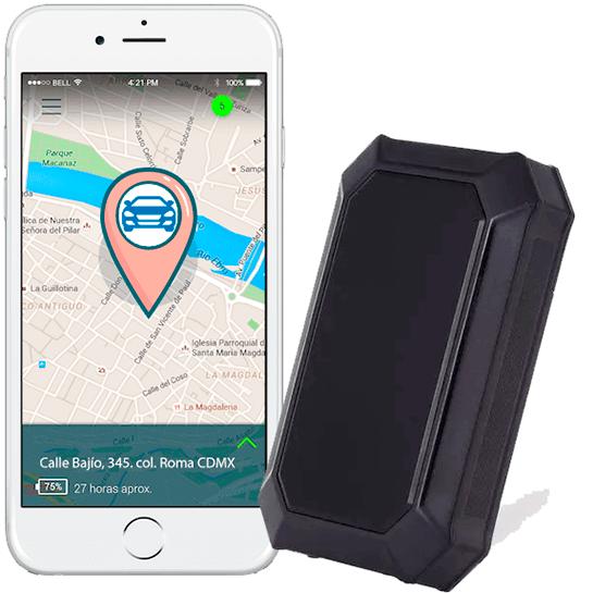 plataforma de rastreo satelital localizador gps para autos coches y carros en méxico