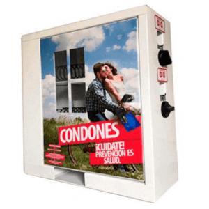 expendedora preservativos vending condones, negocio rentable, negocio desde casa