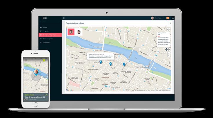 plataforma app localizacion gps satelital tracker