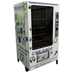 vending machine expendedora accesorios celular mexico celularia