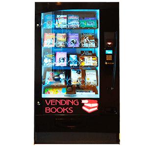 vending machine maquina expendedora libros mexico