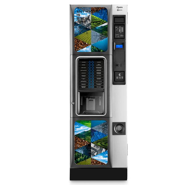 máquinas expendedoras de café en méxico necta opera precios