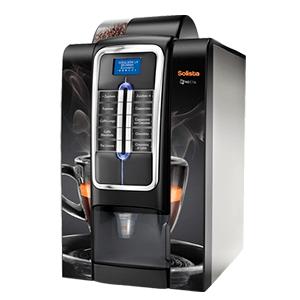 máquinas expendedoras de café en méxico necta solista