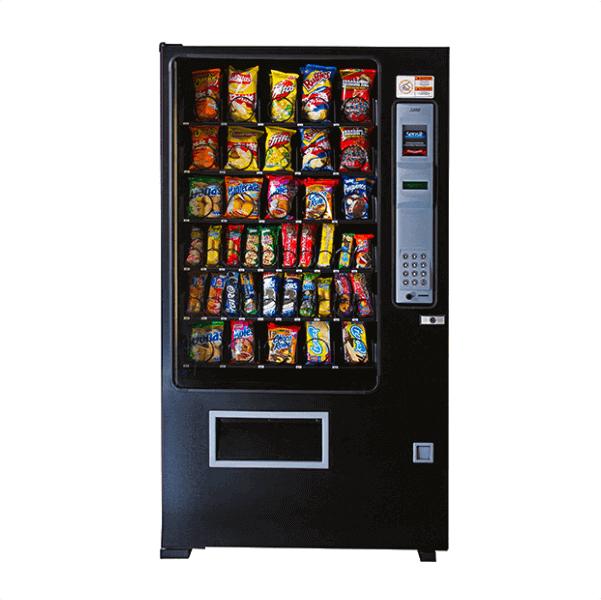 Máquinas Expendedoras de Dulces y snack en Mexico con el mejor precio