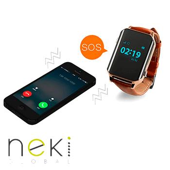 reloj celular localizador de personas GPS familiar