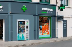 máquina expendedora vending farmacia