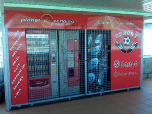 rejas maquinas vending