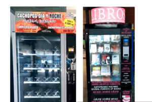 cartel vending