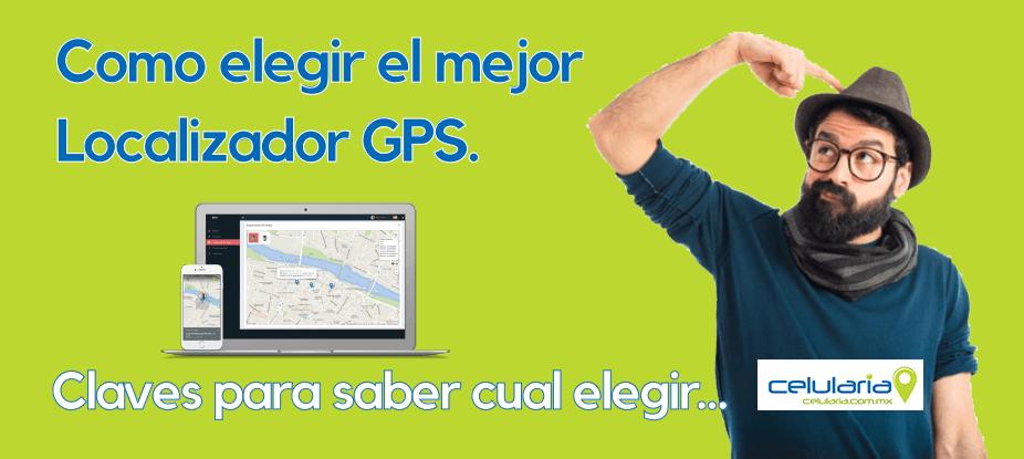 mejor localizador gps mexico